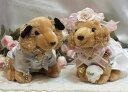 Glitter go Japanese Agricultural Standards ☆ wedding dog (dachshund)
