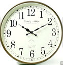 クロック:丸形壁掛け時計時計 壁掛け 新築祝い 引越祝い 記念品 通販 おしゃれ シンプル 【HLS_DU】