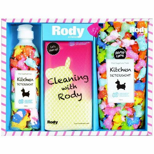 ロディ Rody キッチン洗剤セット R-08Y [24](内祝い お返し 出産内祝い 結婚内祝い 引き出物 出産祝い 結婚祝い 快気祝い プレゼント 祝い)