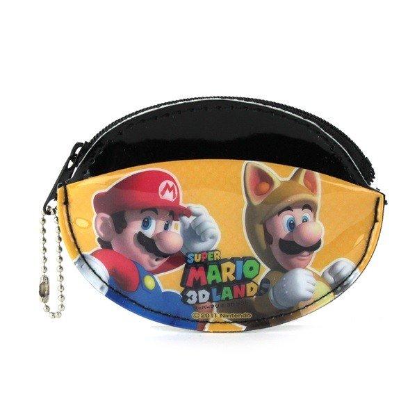 [ゆうパケット可]スーパーマリオ3Dランドキッズコインケース財布男の子