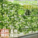 1年保証 グリーンフェンス 1m×2m