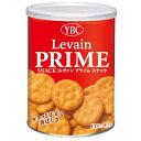 【送料無料】 Levain ルヴァンプライムスナック保存缶 クラッカーL缶×6缶【非常食・保存食】