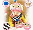 ☆冬小物2点セット ニット帽&マフラー☆ 子供用帽子 ニット帽 ニット小物 ベビー こども マフラー セット ボンボン
