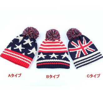 ☆ 冬季配件孩子針織的帽 ☆ 兒童帽子針織帽子小孩帽子兒童針織帽針織配件孩子帽帽和