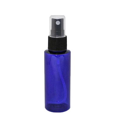 スプレー容器50mlコバルトブルーノベルティ販促品美容・コスメ・香水メイク道具・ケアグッズ詰替容器・