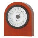 ショッピング体温計 非接触 【ポイント20倍】EMPEX 温度・湿度計 ベルモント 温度・湿度計 置用 TM-686 ウォルナット