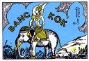 ワット・ポーで販売しているタイ王国ステッカーその2/エスニック/アジアン雑貨/レッドブル(DM便選択で送料84円)