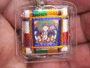 曼荼羅を封入したケース入りチベット仏教のお守りキーホルダー!(その3/観音菩薩)/エスニック/アジアン雑貨(DM便選択で送料84円)