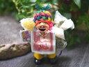 ショッピングエケコ ボリビアの福を招くといわれる人形 エケコ人形 9cm(DM便不可)