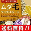 【送料無料】 スムースワックスシート 40枚分 大人気脱毛器...