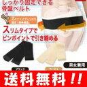 【送料無料】 薄型スリム骨盤ベルト  骨盤ベルト ベルト/メ...