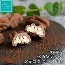 ハッピーナッツカンパニー ペカンナッツショコラ ココア60g