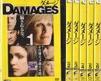 【送料無料】rb1870レンタルアップ 中古DVDダメージ DAMAGES 全6巻セットグレン・クローズ ローズ・バーン