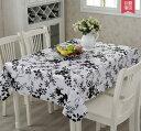 選べる北欧柄テーブルクロス137×180m ビニール素材で防...