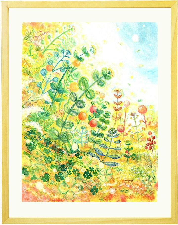 プレゼント 絵画アート「grow」■mini・...の紹介画像2