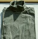 【送料無料】なめらかな肌触りのタートルネックTシャツカットソー・ハイネックインナーTシャツ【RCP】【ポッキリ】