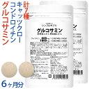 グルコサミン コンドロイチン サプリメント (3ヶ月分)