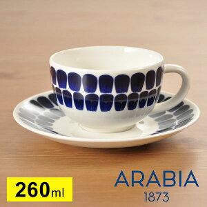 アラビア トゥオキオ コーヒー ソーサー
