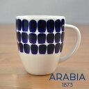 アラビア トゥオキオ マグカップ