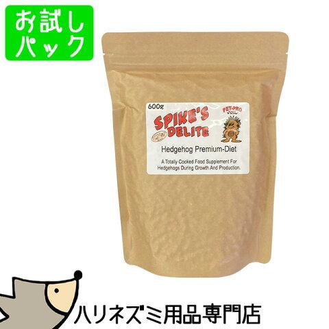 ゆうパケットOK Pet-Pro スパイクスデライト プレミアムダイエット 赤 100g お試し小分けパック Spike's Delite Premium-Diet 赤