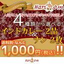 1000円ポッキリお試しインドカレーセット