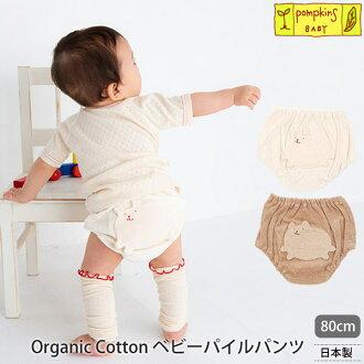pompkinsBABY 有機棉嬰兒樁褲子 (有機棉嬰兒襪套有機嬰兒有機有機棉嬰兒襪套有機嬰兒有機嬰兒慶祝褲子穿上短褲)