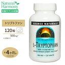 トリプトファン サプリメント L-トリプトファン(カルシウム&活性型ビタミンB6配合) 120粒 サプリメント サプリ ダイエット・健康 サプリメント 送料無料