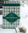 ホワイト・クリスマスティー White Christmas Tea【Harney&Sons】【ニューヨーク】【ホワイト・ティー】【白茶】【フレーバー・ティー】【アーモンドのお茶】