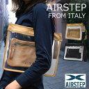 レザーバッグ クラッチバッグ 本革 インポートバッグ ブランド レザーバック イタリア製 鞄 メンズ レディース AIRSTEP