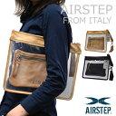 レザーバッグ クラッチバッグ 本革 インポートバッグ ブランド レザーバック イタリア製 鞄 メンズ レディース AIRSTEP 151526