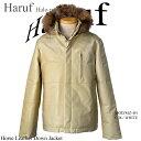 レザーダウンジャケット メンズ 馬革 ホースハイド レザージャケット レザーコート 革ジャン 革ジャケット アウター LL 3L 4L 5L 大きいサイズ MZ4HWHI