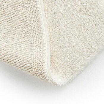 【バスマット/綿100%】ABYSS&HABIDECOR(アビス&ハビデコール)BAY60×100cm[PR:室内洗える高級ブランドモダンインテリアおしゃれかわいい屋内風呂バス用品綿コットン風水幸運無地白シンプルカラフル天然素材ギフト/プレゼント対応]