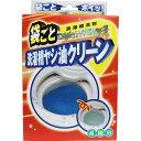 普通郵便送料無料 袋ごと洗濯槽ヤシ油クリーン 4回分 600g(150g×4袋)