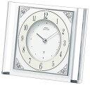 SEIKO EMBLEM(セイコー エンブレム) 置き時計/置時計 HW565W 【セイコー エムブレム】【P20】