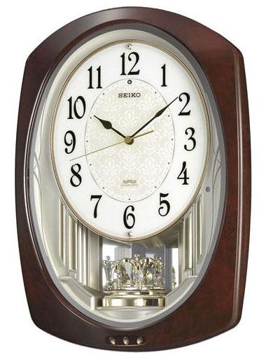 SEIKO CLOCK (セイコー クロック) 電波式 掛時計/掛け時計 ウエーブシンフォニー AM239H