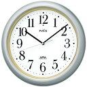 SEIKO CLOCK (セイコー クロック) 掛時計/掛け時計 アナログ 電波時計 NA205S