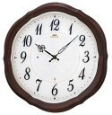SEIKO EMBLEM(セイコー エンブレム) 掛け時計/壁掛け時計 HS544B 【セイコー エムブレム】【P20】