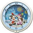 【入荷しました】SEIKO (セイコー) ディズニー キャラクター メロディ クロック 掛け時計 FW568W 【RCP】
