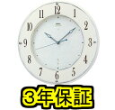 SEIKO EMBLEM(セイコー エンブレム) 掛け時計/壁掛け時計 HS524W 【セイコー エムブレム】