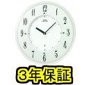 SEIKO EMBLEM(セイコー エンブレム) 掛け時計/壁掛け時計 ソーラータイプ HS533W 【セイコー エムブレム】【DE】