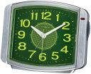 CITIZEN(シチズン) めざまし時計 自動点灯ライト付 サイレントミグ644 8RE644-019
