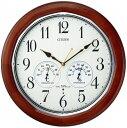CITIZEN(シチズン) 掛時計 スタンダード ネムリーナインフォートW 8MY464-006