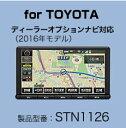 【在庫あり!!】ビートソニック ステアリングタイプテレビ/ナビコントローラー STN1126for TOYOTA/トヨタ NSZN-Z66T
