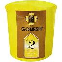 ショッピングアロマ GONESH ガーネッシュ ボーティブ キャンドル 芳香剤 NO.2