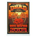 レッド ロックス 2004 ポスター/GRATEFUL DEAD/グレイトフルデッド/ロック/ポスター/オフィシャル/インテリア