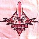 ショッピングダイヤモンド ダイアモンド サーフ ピンク Tシャツ GRATEFUL DEAD/グレイトフルデッド/デッドべア/オフィシャル