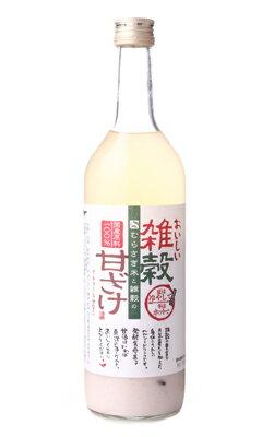 庭のうぐいす おいしい雑穀甘酒 720ml
