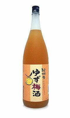 ゆず梅酒 1800ml