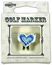 スワロフスキー付ゴルフマーカー(BG-19)Golf Marker with Swarovski