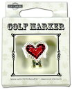 スワロフスキー付ゴルフマーカー(BG-20)Golf Marker with Swarovski